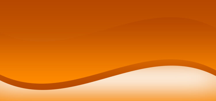 Orange Color Background