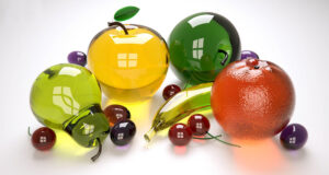 3d Fruit Wallpaper