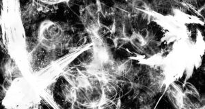 Abstract-Black-and-White-Wallpaper