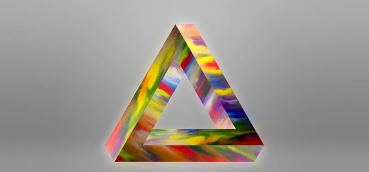 Triangle-3d-Colorful-Vector-Wallpaper