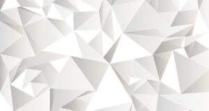 White-Polygon-Abstract-Background