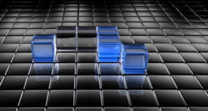 Glass-Cubes-Background