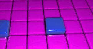 Pink-Blue-Cubes-Surface-Background