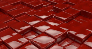Red-Cubes-Surface-Wallpaper
