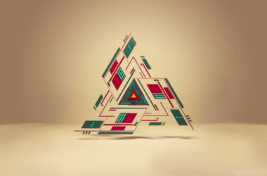 Abstract-Triangle-Shape-Wallpaper