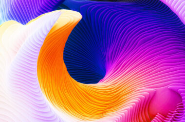 Colorful-Spirals-Wallpaper
