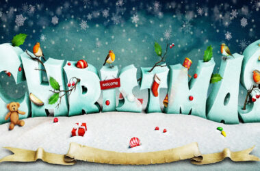Creative-Christmas-HD-Wallpaper