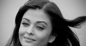 Aishwarya-Rai-Black-and-White-Photo