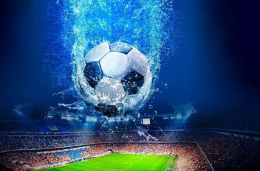 Football-in-the-Water-HD-Pic
