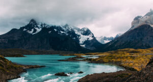 River-Near-Mountains-Image