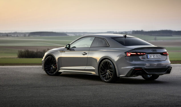Audi RS 5 Coupe HD Pic
