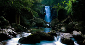 Waterfall-in-Forest-Pic-HD