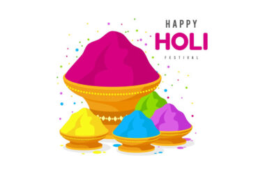 Happy-Holi-With-Gulal-Powder-Pic